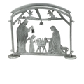 Silver Standing Holy Family