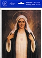 Immaculate Heart of Mary Framing Print