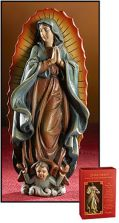 Our Lady of Guadalupe Statue - 4 Inch