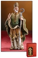 St. Patrick Statue - 4 Inch