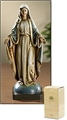 Our Lady of Grace Statue - 8.25 Inch