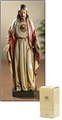Sacred Heart Statue - 8 inch