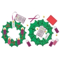Foam Advent Wreath Children's Craft