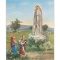 Our Lady of Fatima 8x10 Picture