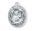 St. Therese Crown of Thorns Medal