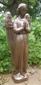 Angel Vinyl Garden Statue - Choose a Color