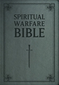 Spiritual Warfare Bible - Premium Ultrasoft Binding