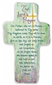ArtMetal Lord's Prayer Standing or Wall cross