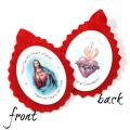 Sacred Heart Cloth Scapular