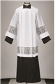 Latin Cross Lace Insert Surplice