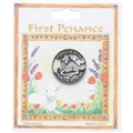 Pewter First Reconciliation Pin