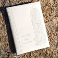 White First Communion Mass Book