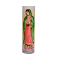 LED Flameless Candle- Our Lady of Guadalupe