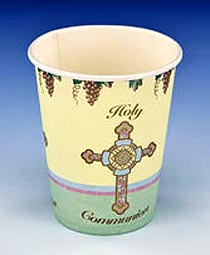 Communion Party Paper Cups