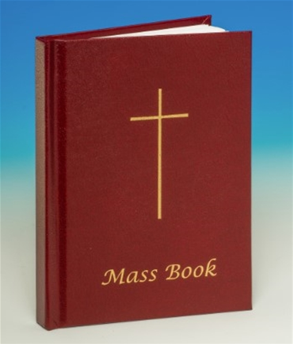 Mass Book - Missal and Prayers