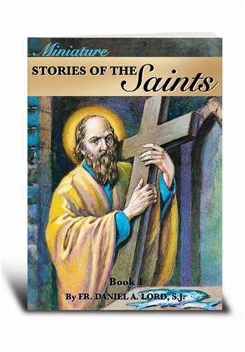 Miniature Stories of the Saints 1