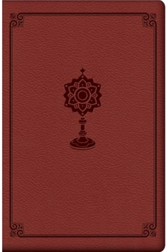Manual for Eucharistic Adoration - Ultrasoft