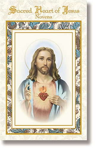 Sacred Heart Novena Prayer Booklet