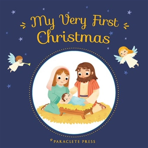 My Very First Christmas, Board Book