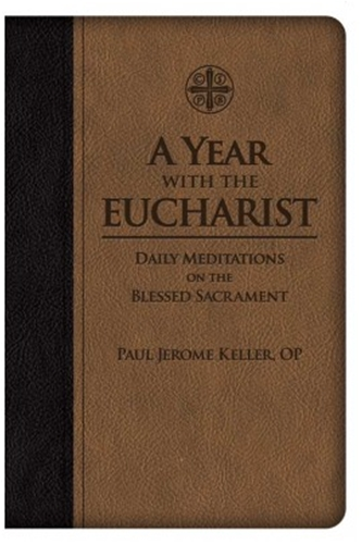 A Year with the Eucharist (Premium UltraSoft)