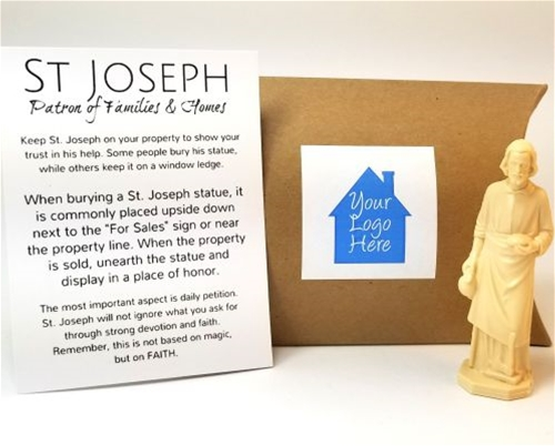 St. Joseph Realtor Home Sale Kits with Your Logo