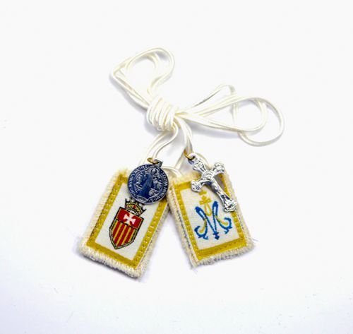 Our Lady of Mercy Scapular - Merced Scapular