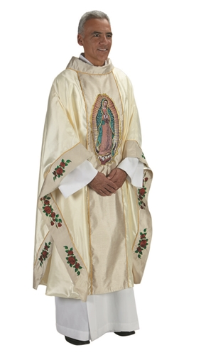 Our Lady of Guadalupe Chasubule