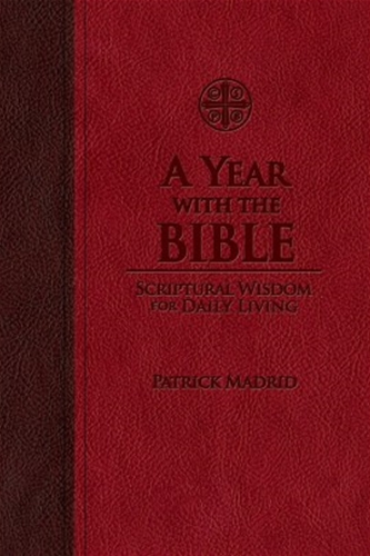 A Year with the Bible (Premium UltraSoft)
